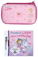 Lillifee CarryCase-Set Bundle  inkl. Meine wunderbare Welt Prinzessin Lillifee CarryCase-Set inkl.  Nintendo DS, Deutsche Version