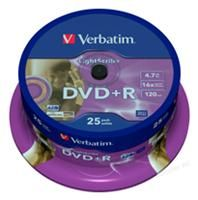 Verbatim DVD+R 4,7GB 16X Lightscribe (Article no. 90295677) - Picture #2