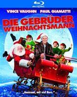 Gebrüder Weihnachtsmann, Die   ,   Die Gebrüder Weihnachtsmann Blu-ray DVD Video, deutsch, USK:6J.