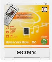 Sony Memory Stick Micro M2 2GB ohne Adapter (Article no. 90300070) - Picture #1