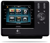 Logitech Harmony 1100 Advanced 9cm Vollfarb-Touchscreen, fr max. 15 Gerte, Online-Einrichtung