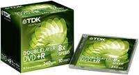TDK DVD+R 8.5GB 8X