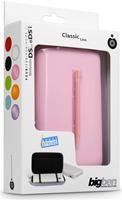 bigben Carrier Bag + Stylus für DSi    ,   und DS Lite, Tasche, pink, Nintendo DS Zubehör
