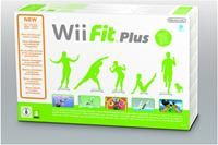 Wii Fit Plus (inkl. Balance Board weiss)