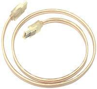 SilverStone SST-CP03 SATA2 Kabel  180 Grad, 50cm Länge, EMI-Abschirmung, bis zu 3Gb/s, Einrastfunktion
