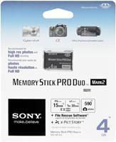 Sony Memory Stick PRO Duo Mark II 4GB