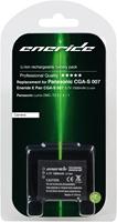 Eneride E Pan CGA-S 007  1000mAh, Panasonic Lumix DMC-TZ 5/ DMC-TZ 3/DMC-TZ 2/DMC-TZ 1