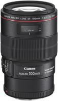 Canon EF 100/2.8L Makro IS USM inkl. Gegenlichtblende