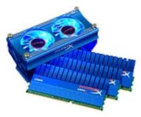 Kingston HyperX RAM-Kühler   blau