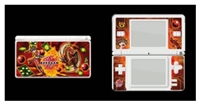 Skin DS Lite Bakugan Pyurus & Darkus Skin Aufkleber fr Nintendo DS Lite Konsole P Nintendo DS Zubehr, deutsch