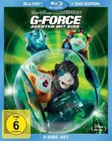 G-Force: Agenten mit Biss ,   (BluRay + DVD Edition) Blu-ray DVD Video, deutsch