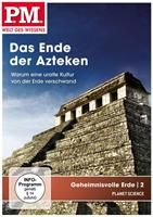 P.M.: Geheimnisvolle Erde 2  Das Ende der Azteken DVD Dokumentation, Deutsche Version