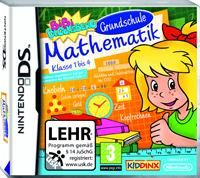 Bibi Blocksberg Grundschule Kl. 1-4  Mathematik Bibi Blocksberg Grundschule Klasse 1-4 M Nintendo DS, Deutsche Version