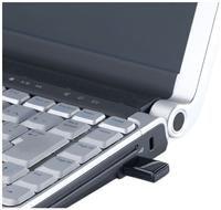 Buffalo AirStation Wireless N Nfiniti  150Mbps, USB2.0 Keychain Adapter WLAN b/g/n draft, 64/128bit WEP, WPA, WPA2