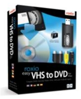 Roxio Easy VHS to DVD , (Article no. 90361519) - Picture #1