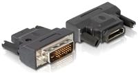 DeLOCK Adapter DVI-25pin Stecker