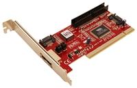 LogiLink SATA/eSATA/PATA Controller PCI