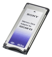 SONY MEAD-MS01 Memory-Stick adapter for XDCAM EX-Produkte (Article no. 90367123) - Picture #1