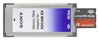 SONY MEAD-MS01 Memory-Stick adapter for XDCAM EX-Produkte (Article no. 90367123) - Picture #2