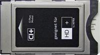 CI+ Modul inkl. HD+ Smartcard für 1 Jahr  Nur lauffähig in CI+ Schnittstellen kompatibler Satelliten Receiver!