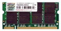 Transcend 1GB DDR SO-DIMM (item no. 90373772) - Picture #1