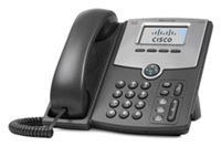 Cisco SPA504G IP-Telefon (item no. 90374199) - Picture #1