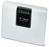 T-Com Speedport W722V Typ B 4x LAN, WLAN b/g/n, VoiP, USB, Firewall (Article no. 90374862) - Picture #1