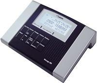 DeTeWe Message 800     ,   3-zeiliges LCD, 5 Ansagetexte, 4 Mailboxen, Telefonbuch, Gesprächsmitschnitt, 106 Minuten Aufnahmedauer