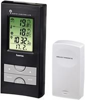 Hama EWS-165 Elektronische Wetterstation schwarz  ,