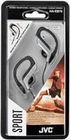 JVC HA-EB75S-E silber  halboffen, 16Hz-20kHz, 16Ohm, 105dB, 3.5mm Klinkenstecker,  Kabellänge 1.2m, Ohrbügel
