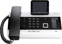 Gigaset DX600A  ISDN, ECO-DECT/GAP, CLIP, SMS, 320x240 Farbdisplay, Telefonbuch, Freisprechen, Anrufbeantworter, LAN, Bluetooth, hörgerätekompatibel