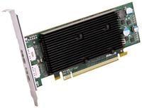 Matrox M9128 LP 1GB DDR2   low profile, passiv gekühlt
