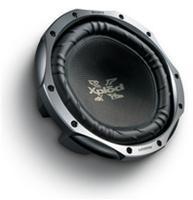 Sony XS-L106P5 Subwoofer 330 Watt, 35Hz-1kHz, 83dB, 4 Ohm, 25cm (Art.-Nr. 90379732) - Bild #1