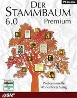 Der Stammbaum 6.0 Premium Professionelle Ahnenforschung   Deutsche Version