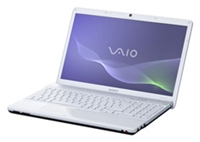 Sony VAIO VPC-EB2M1E/WI W7HP64 weiss Core i3-350M 2.26GHz, 4GB RAM, (Article no. 90382245) - Picture #1