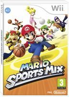 Mario Sports Mix Nintendo Wii, Deutsche Version