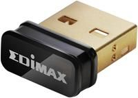 Edimax EW-7811Un  USB2.0, WLAN b/g/n, WPA/WPA2, 64/128bit WEP