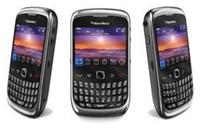 BlackBerry Curve 3G 9300 Quad-Band, UMTS/GPRS/EDGE, HSPA, (Article no. 90390950) - Picture #1