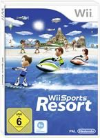 Wii Sports Resort + Remote Plus weiss Nintendo Wii, Deutsche Version
