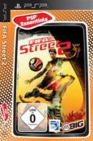 Fifa Street 2 Essentials Sony PSP, Deutsche Version