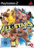 WWE All-Stars Sony PS2, Deutsche Version