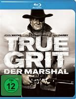 True Grit - Der Marshal (John Wayne), Blu-ray DVD Video, deutsch