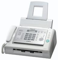 Panasonic KX-FL421G-W Laserfax  Kopier-/Fax- und Telefonfunktion, Laserdruck auf Normalpapier, max. 10 Seiten/min. s/w, LCD-Display, 600dpi Auflösung, 33.6kps Modem