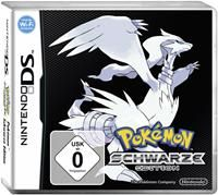 Pokmon schwarze Edition (black) Nintendo DS, Deutsche Version