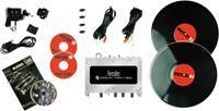 Hercules DJ Trimm 4&6 + Scratch Starter Kit,
