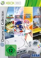 Dreamcast Collection XBox 360, Deutsche Version