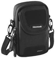 Cullmann Ultralight CP Compact 200 schwarz,  für Kompaktkameras/ Mobiltelefone/GPS Navigationsgeräte, Q+S SYSTEM, gut gepolsterter Tascheninnenraum, strapazier fähiges wasserabweisendes Material, modernes zeitgemäßes Design, 30x70x100mm