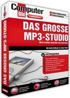Das große MP3-Studio  (Computer Bild) Deutsche Version