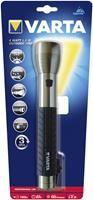 Varta 4 Watt LED Outdoor Pro 3C  mit CREE 7090XR-E LED, 4 Watt Hochleistungs-LED mit 180 Lumen, bis zu 100.000 Stunden Leuchtdauer, eloxiertes Aluminiumgehäuse, 70m Leuchtweite, Trageschlaufe, 50 Stunden Batterielebensdauer,
