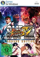 Super Street Fighter 4 Arcade Edit. Super Street Fighter 4 Arcade Edition Deutsche Version